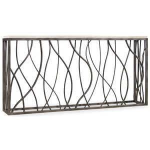 Hooker Furniture Living Room Accents Console Table