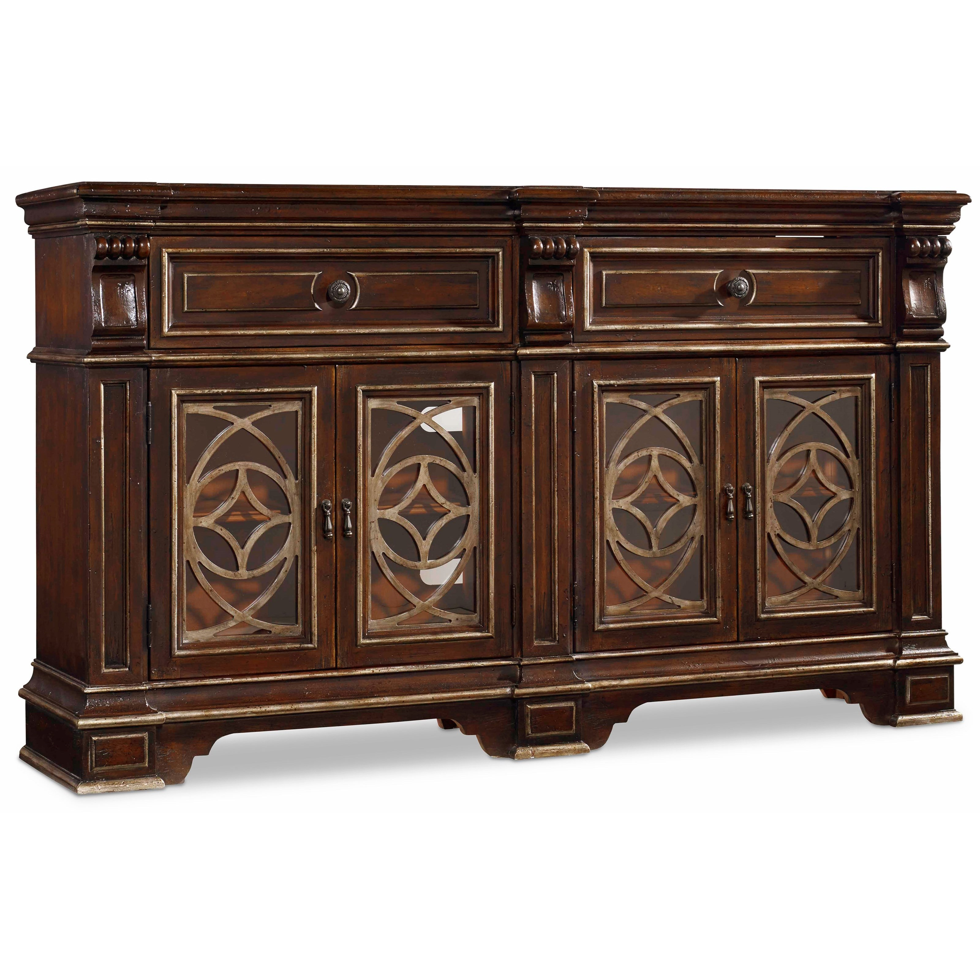 Hooker Furniture Living Room Accents Traditional Chest - Item Number: 5469-85001