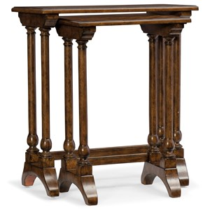 Hooker Furniture Living Room Accents Nesting Tables
