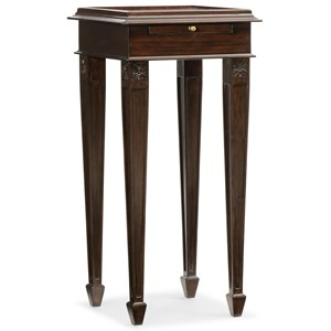 Hamilton Home Living Room Accents Square Chairside Table
