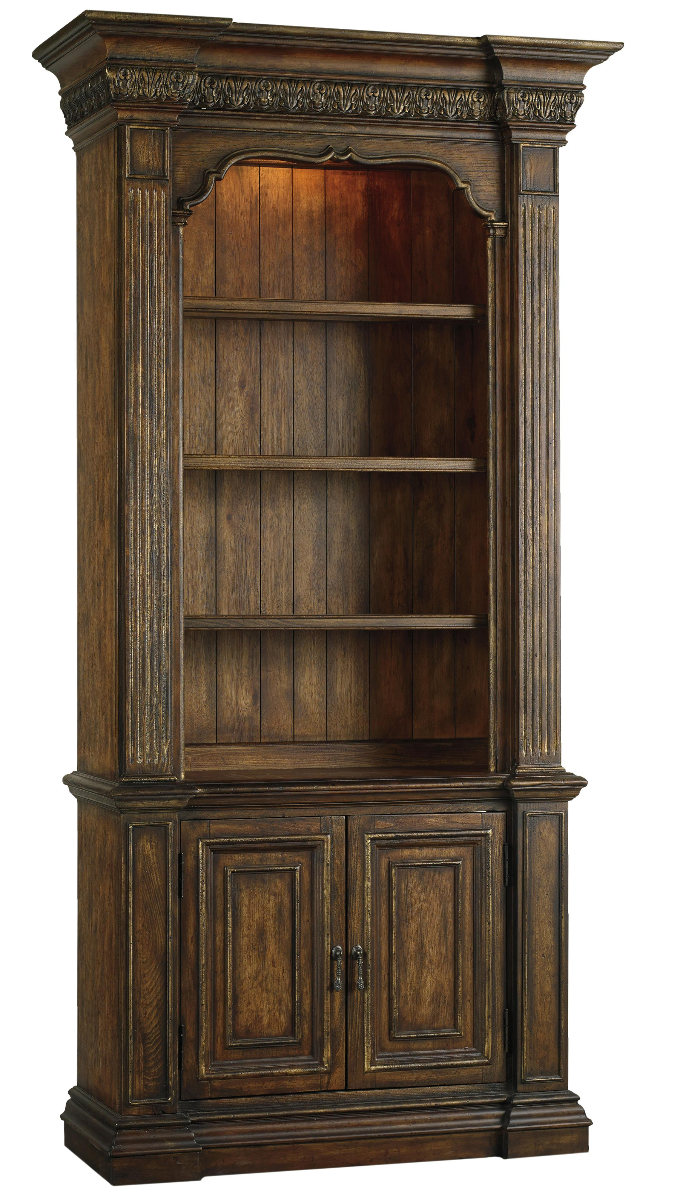 Hamilton Home Adagio Bookcase - Item Number: 5091-10445