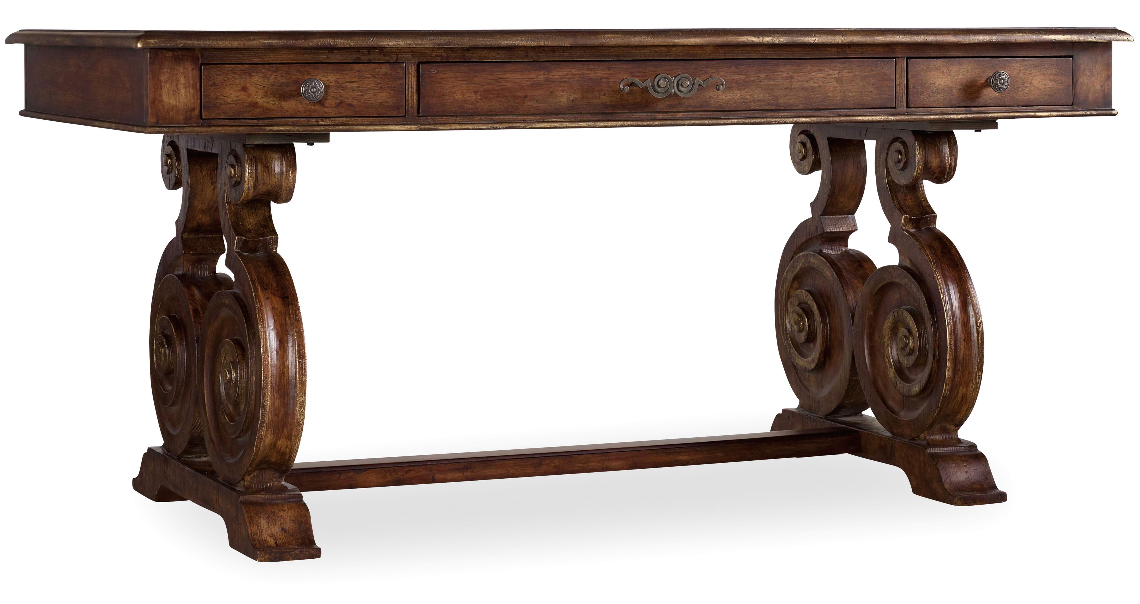 Hamilton Home Adagio Writing Desk - Item Number: 5091-10459