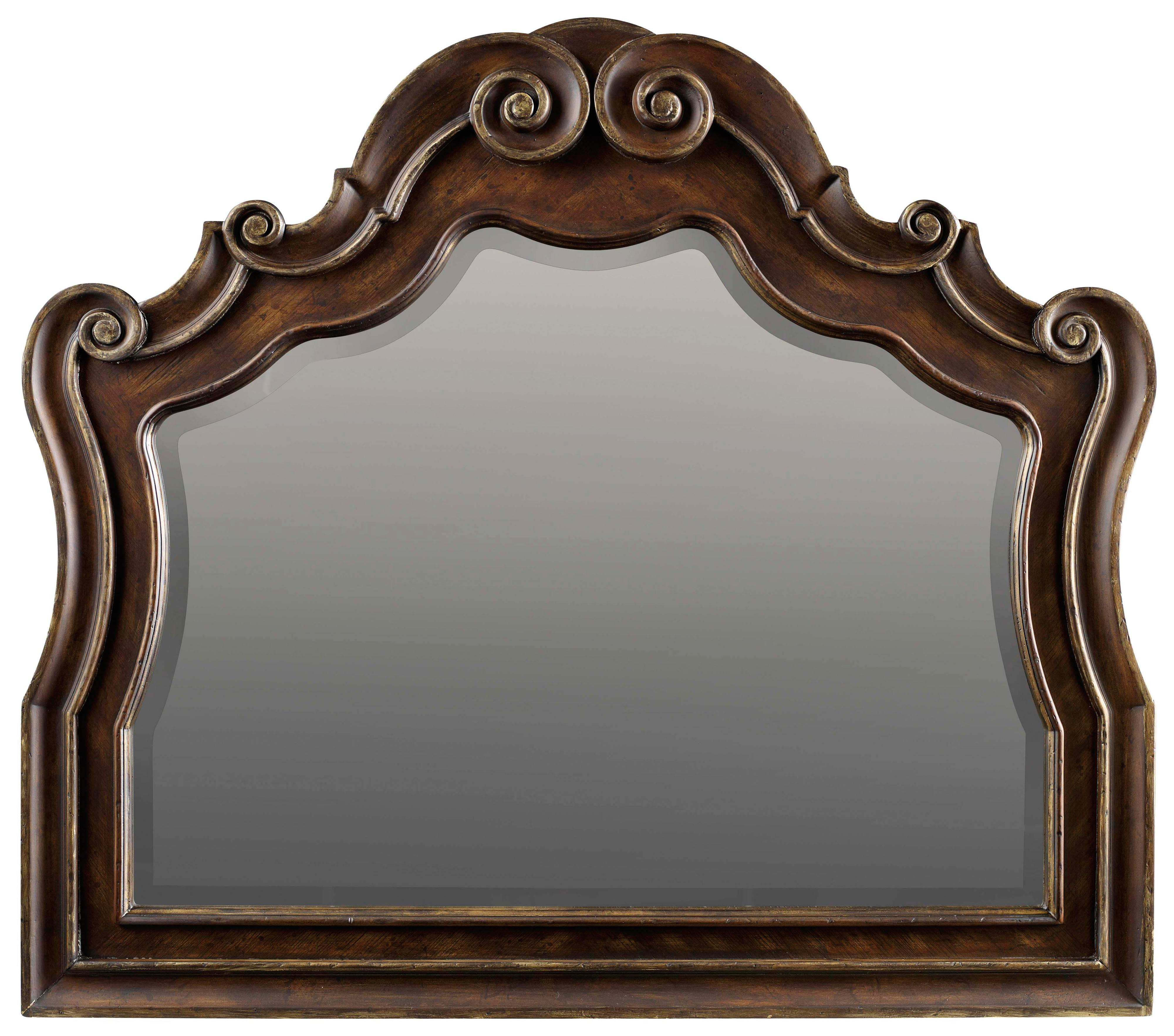 Hamilton Home Adagio Mirror - Item Number: 5091-90008