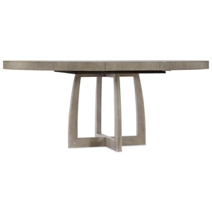 Hooker Furniture Affinity Round Pedestal Dining Table