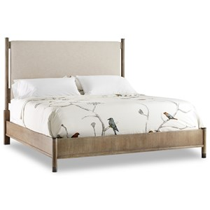 Hooker Furniture Affinity Queen Upholstered Bed