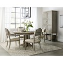 Hooker Furniture Alfresco Casual Dining Room Group - Item Number: 6025 Dining Room Group 1