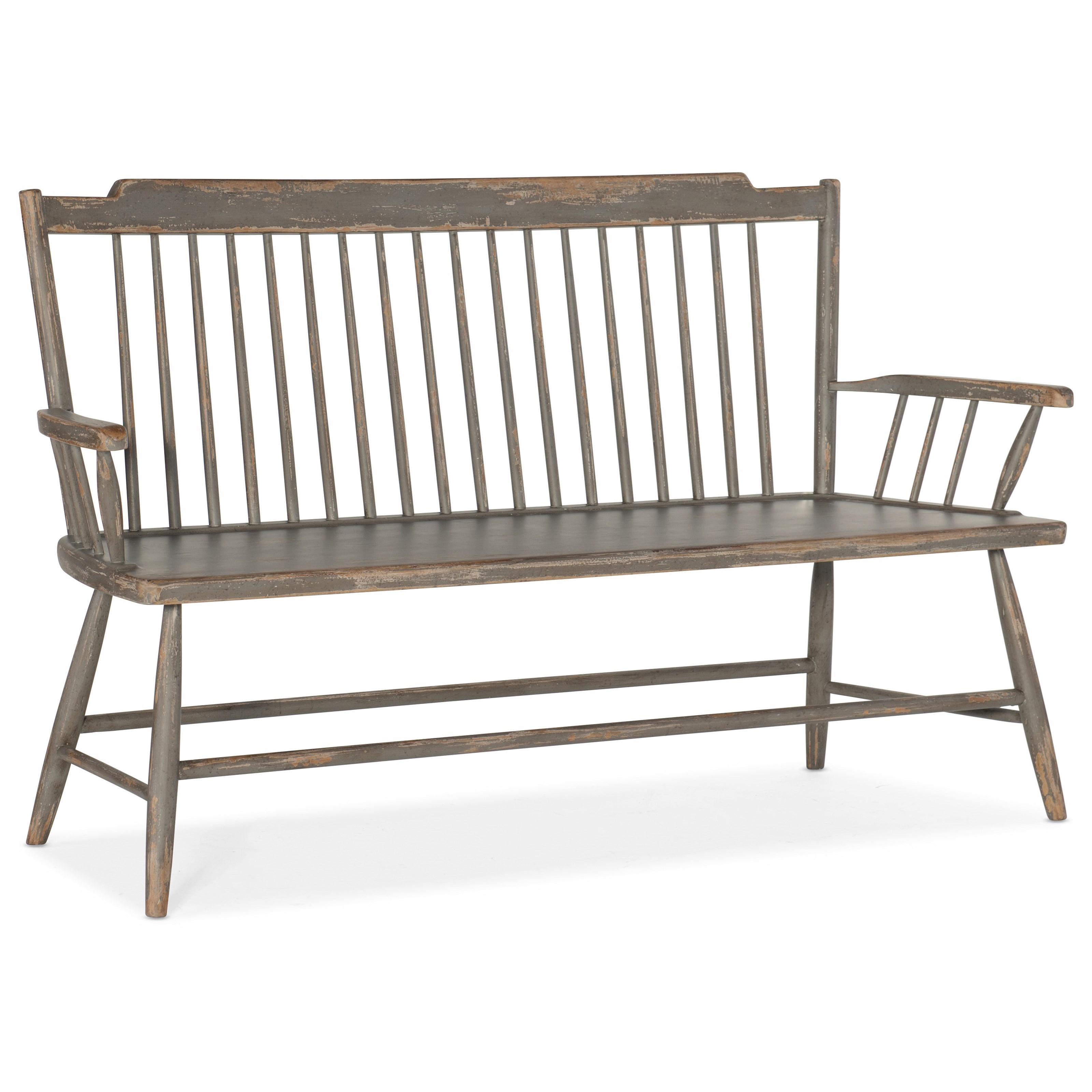 Alfresco Marzano Dining Bench by Hamilton Home at Sprintz Furniture