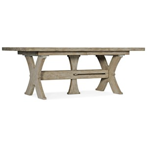 Vittorio 80in Rectangle Dining Table