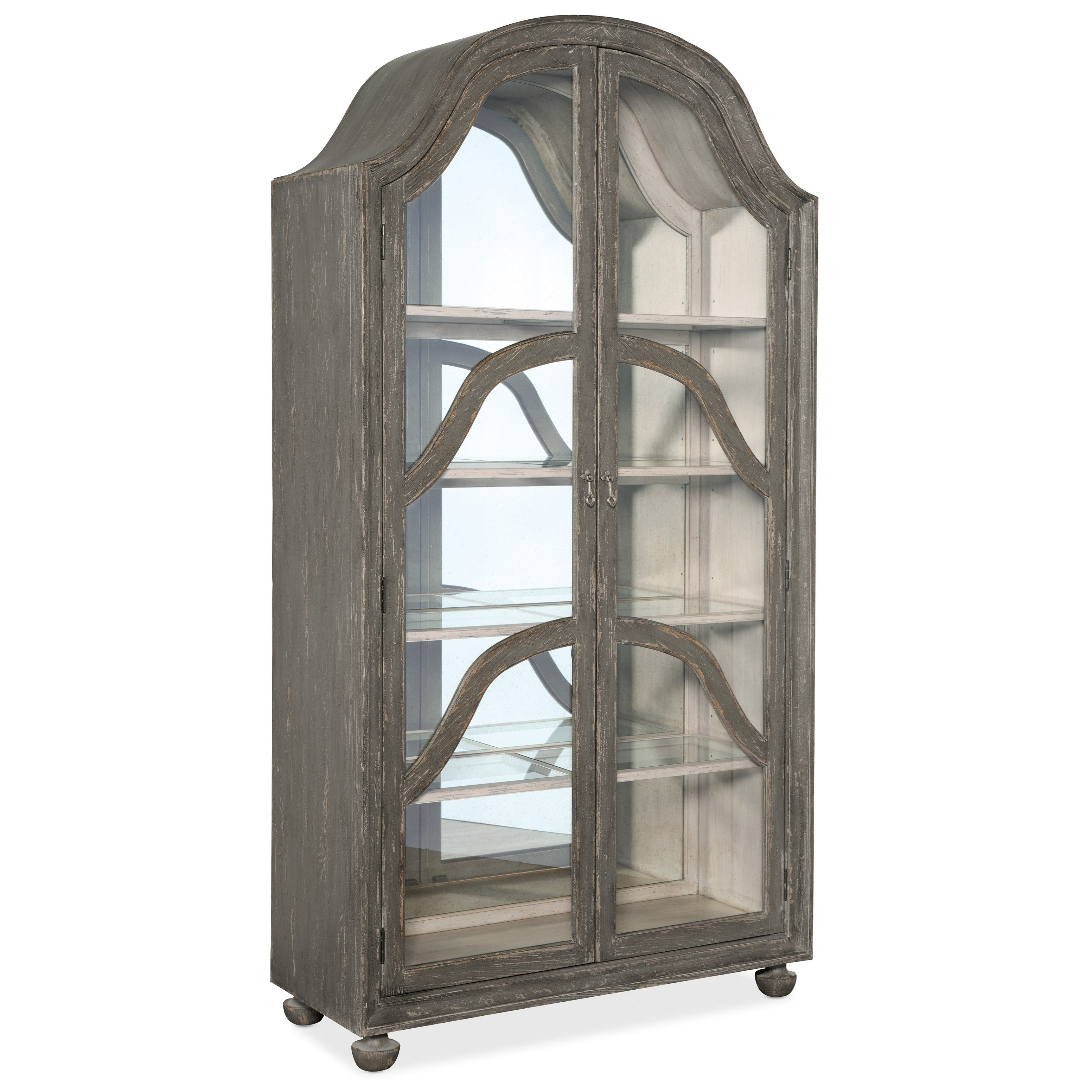 Alfresco Costa Display Cabinet by Hooker Furniture at Baer's Furniture