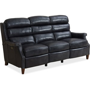 Motion Sofa with Power Headrest
