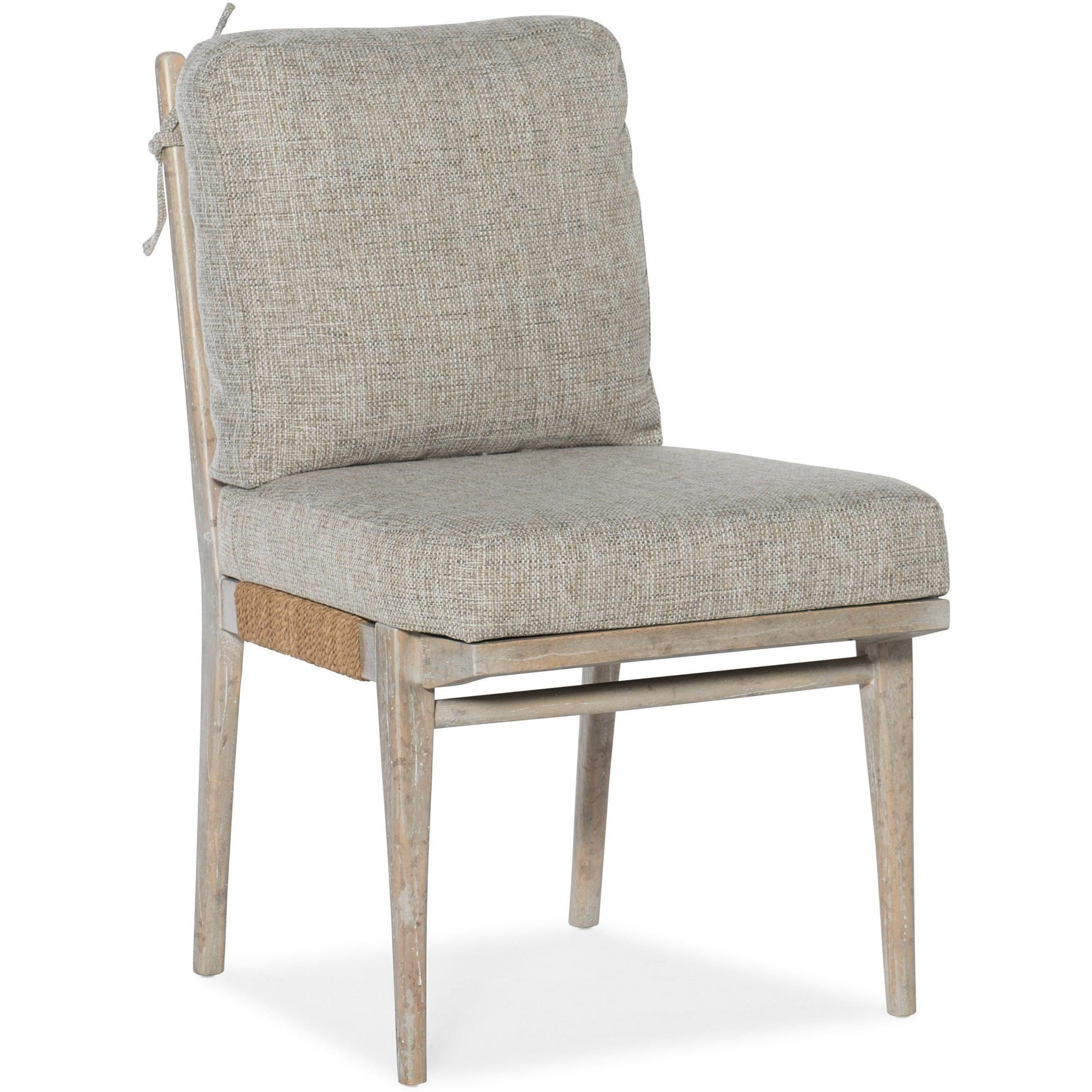 American Life-Amani Upholstered Side Chair by Hooker Furniture at Fisher Home Furnishings