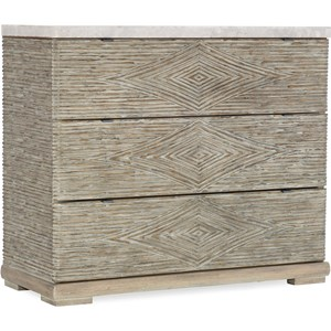 Three-Drawer Accent Chest