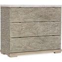 Hooker Furniture American Life-Amani Three-Drawer Accent Chest - Item Number: 1672-85004-00