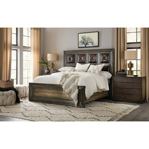 Hooker Furniture American Life-Crafted King Bedroom Group