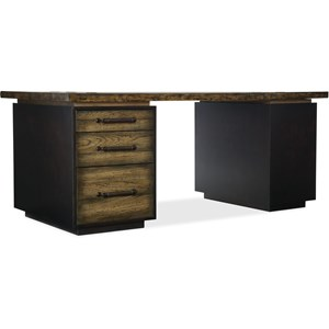 Hooker Furniture American Life-Crafted Executive Desk