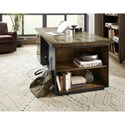 Hooker Furniture American Life-Crafted Double Pedestal Executive Desk