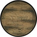Hooker Furniture American Life-Crafted Round Drum Table