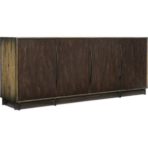 Hooker Furniture American Life-Crafted Entertainment Console