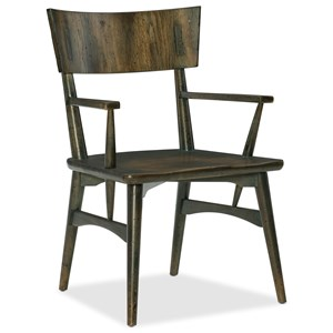 Hooker Furniture American Life-Crafted Arm Chair