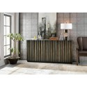 Hooker Furniture American Life-Crafted Four Door Buffet with Soft Close Hinges