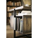 Hooker Furniture American Life-Crafted Two Door Lamp Table