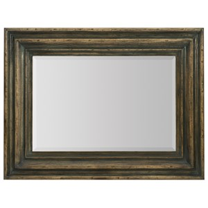 Hooker Furniture American Life-Crafted Vertical Mirror