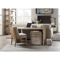 Hooker Furniture American Life-Urban Elevation Wooden Writing Desk