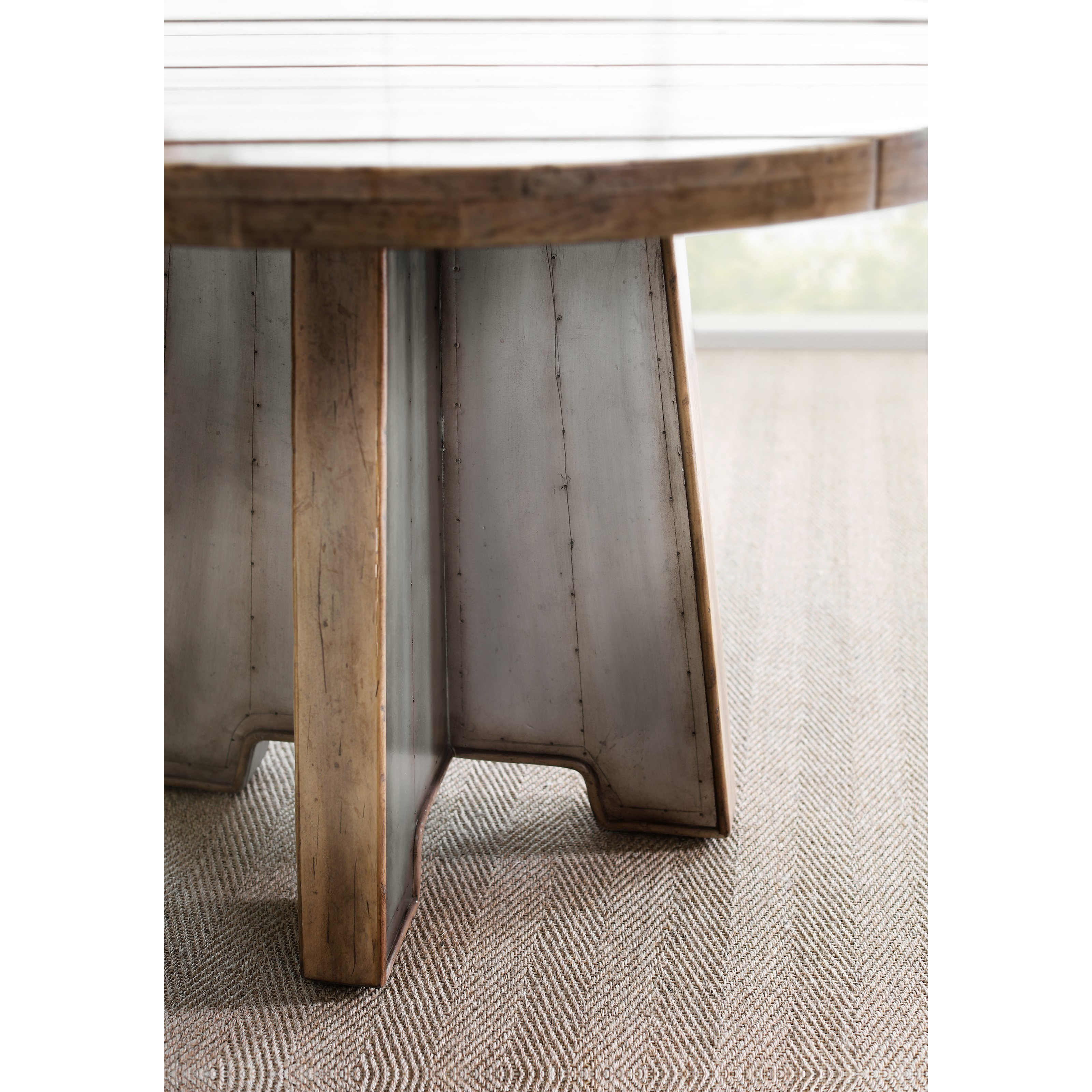 Best Modern Dining Room Chairs Life On Elm St: Hamilton Home American Life-Urban Elevation 54in Metal