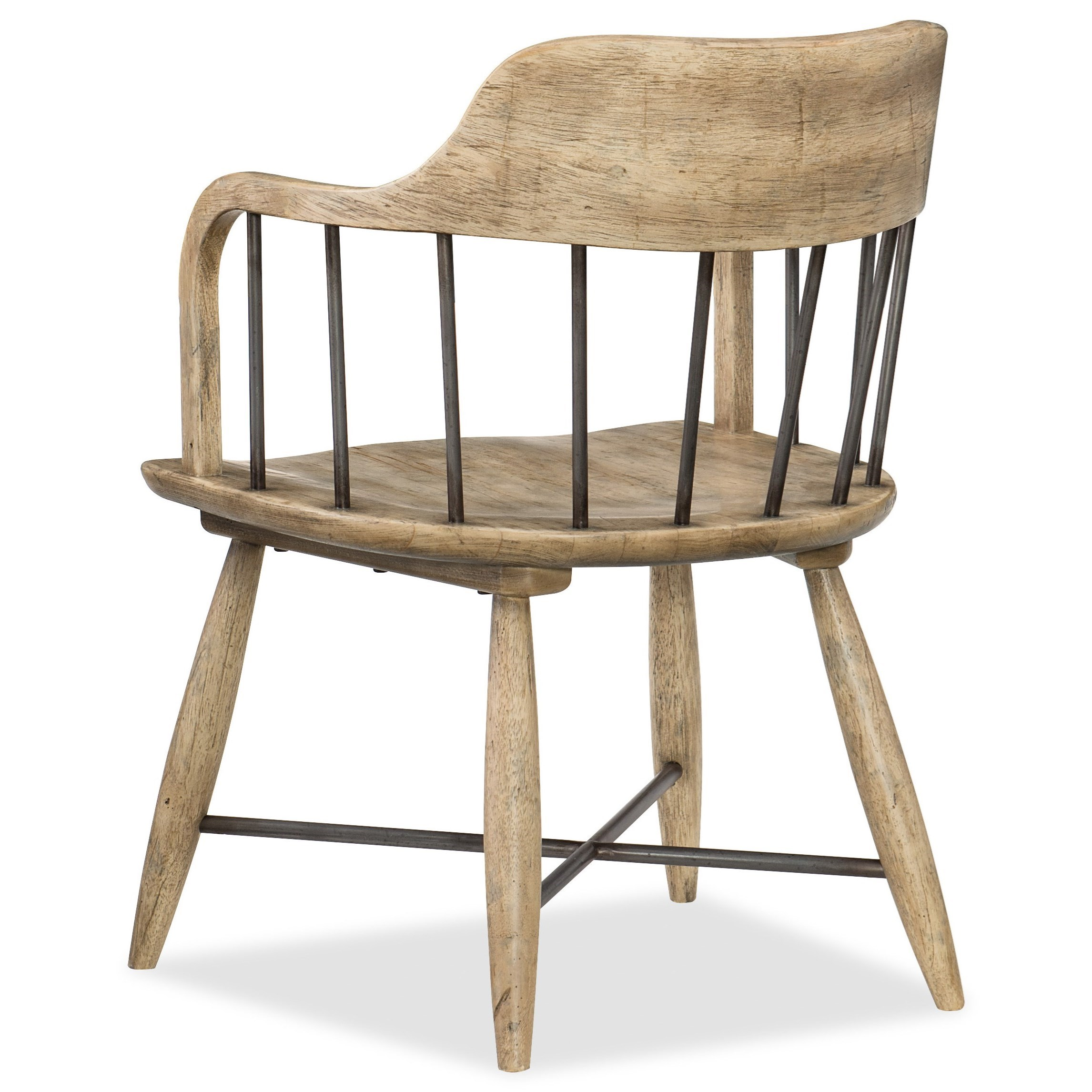 Hooker Furniture American Life Urban Elevation Spindle
