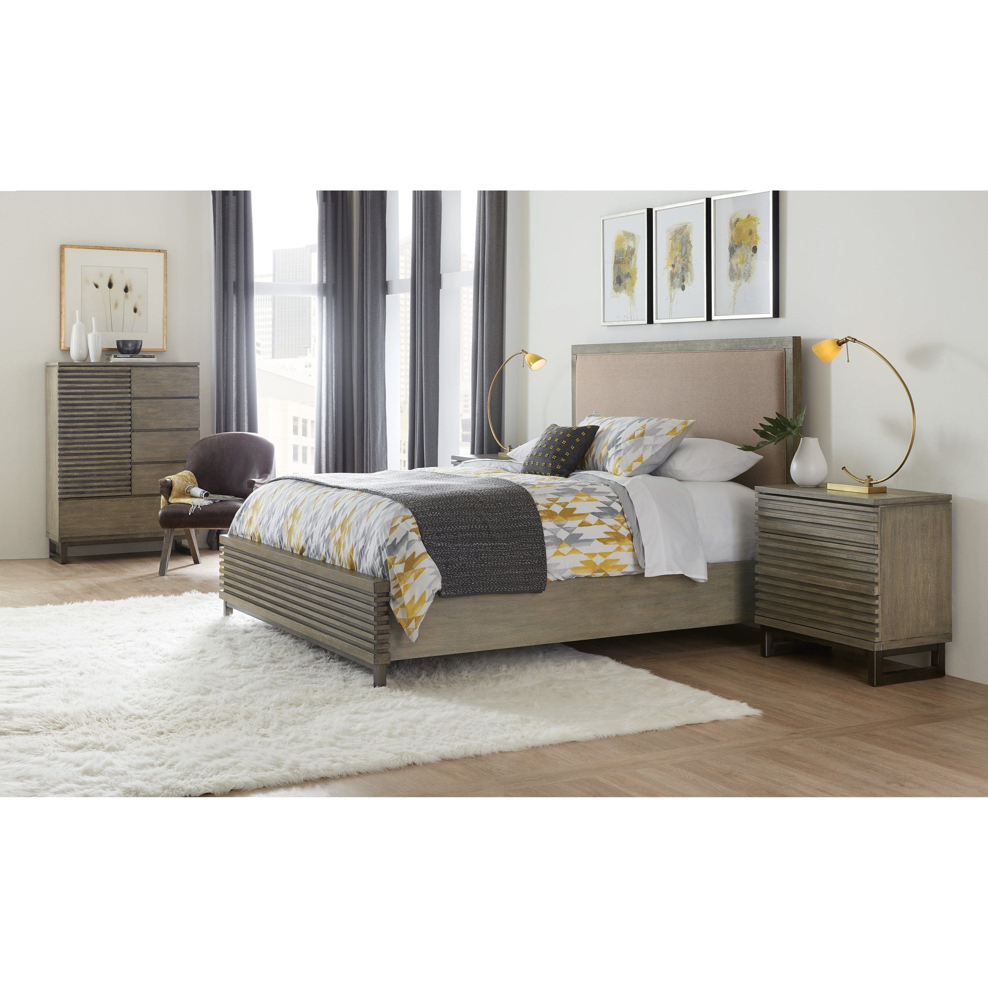 Annex Queen Bedroom Group by Hamilton Home at Sprintz Furniture