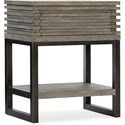 Hooker Furniture Annex One-Drawer Telephone Table - Item Number: 5760-90015-80