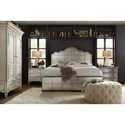 Hooker Furniture Arabella Queen Bedroom Group - Item Number: 1610 Q Bedroom Group 2