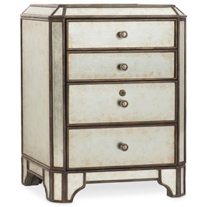Hooker Furniture Arabella Mirrored Lateral File