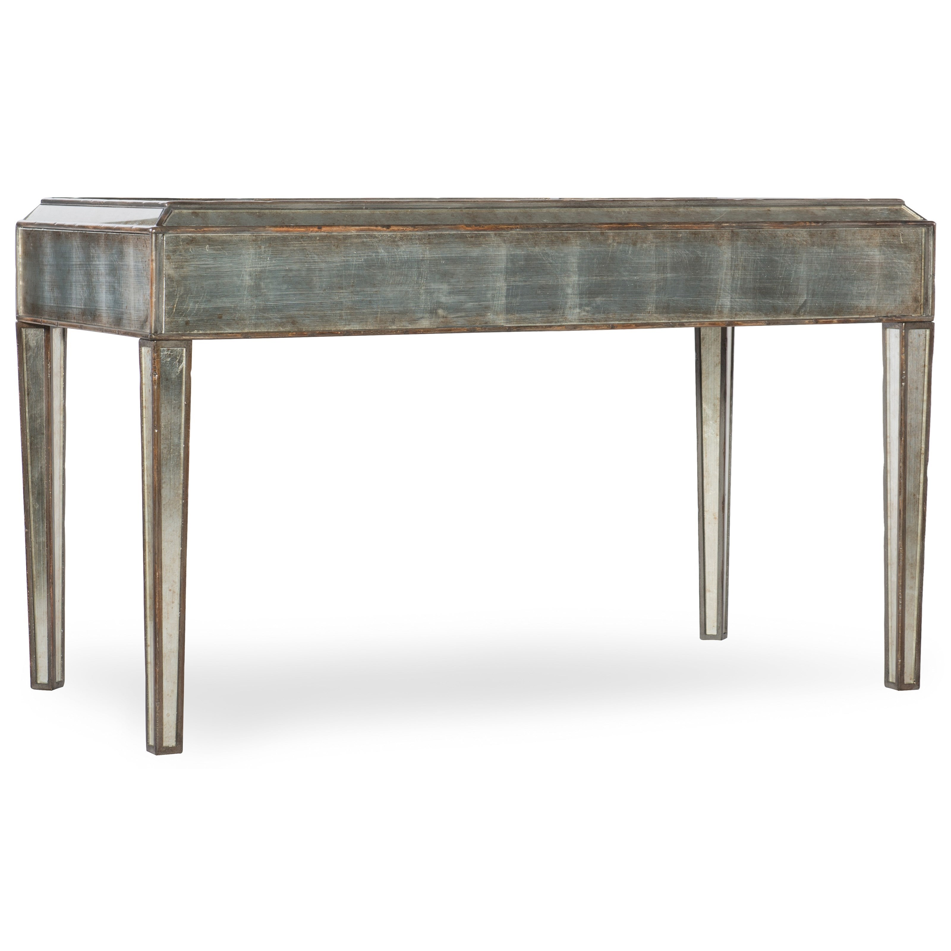 Hooker Furniture Arabella Mirrored Writing Desk - Dunk ...