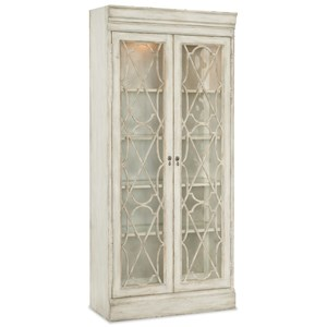 Hooker Furniture Arabella Bunching Display Cabinet