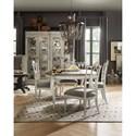 Hooker Furniture Arabella Bunching Display Cabinet with Lighting