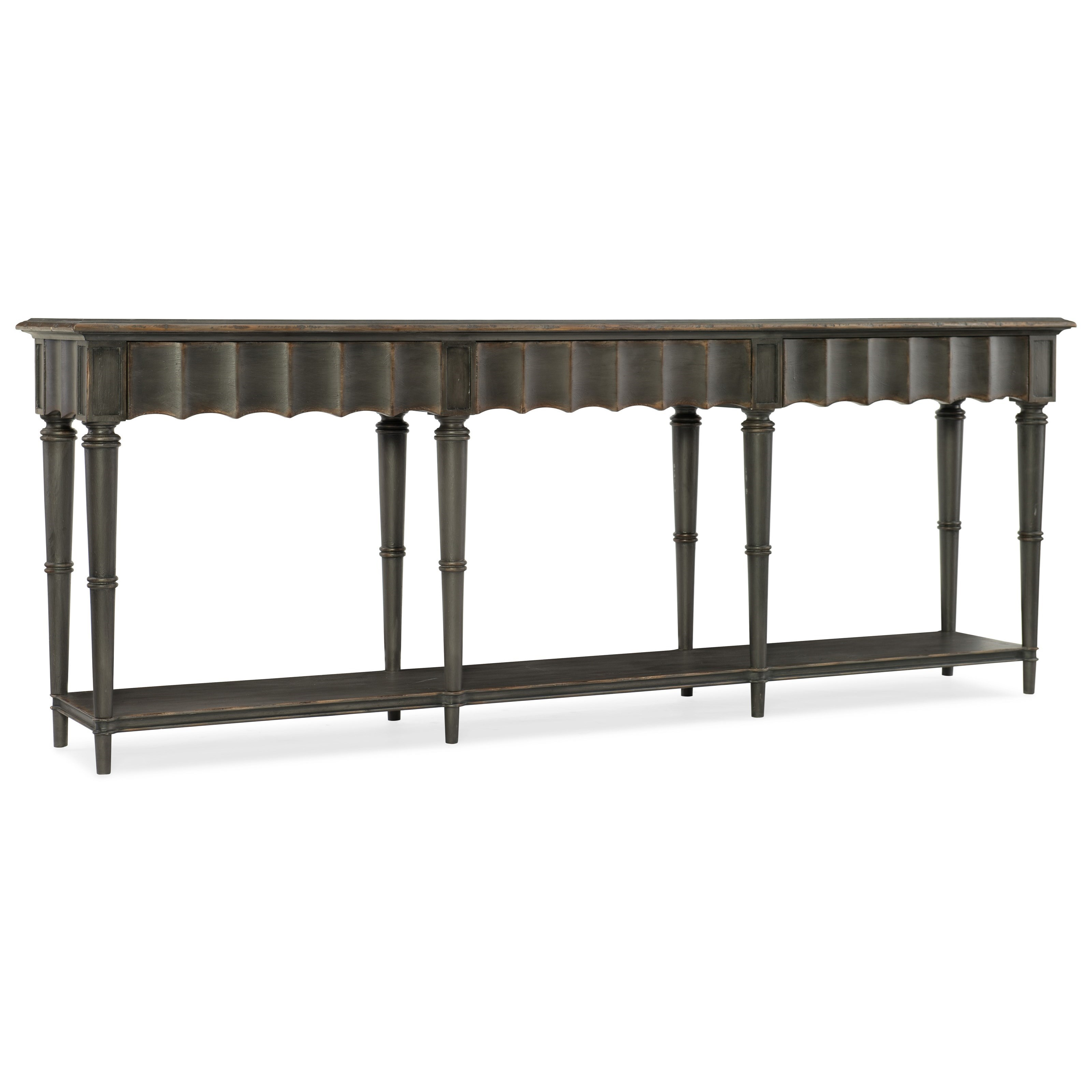 Hooker Furniture Arabella Hall Console - Item Number: 1610-85008-GRY