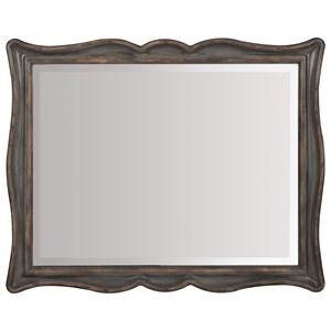 Hooker Furniture Arabella Landscape Mirror