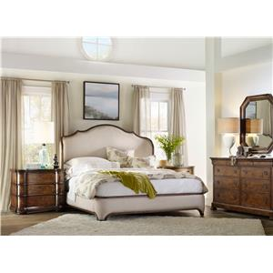 Hooker Furniture Archivist Queen Bedroom Group