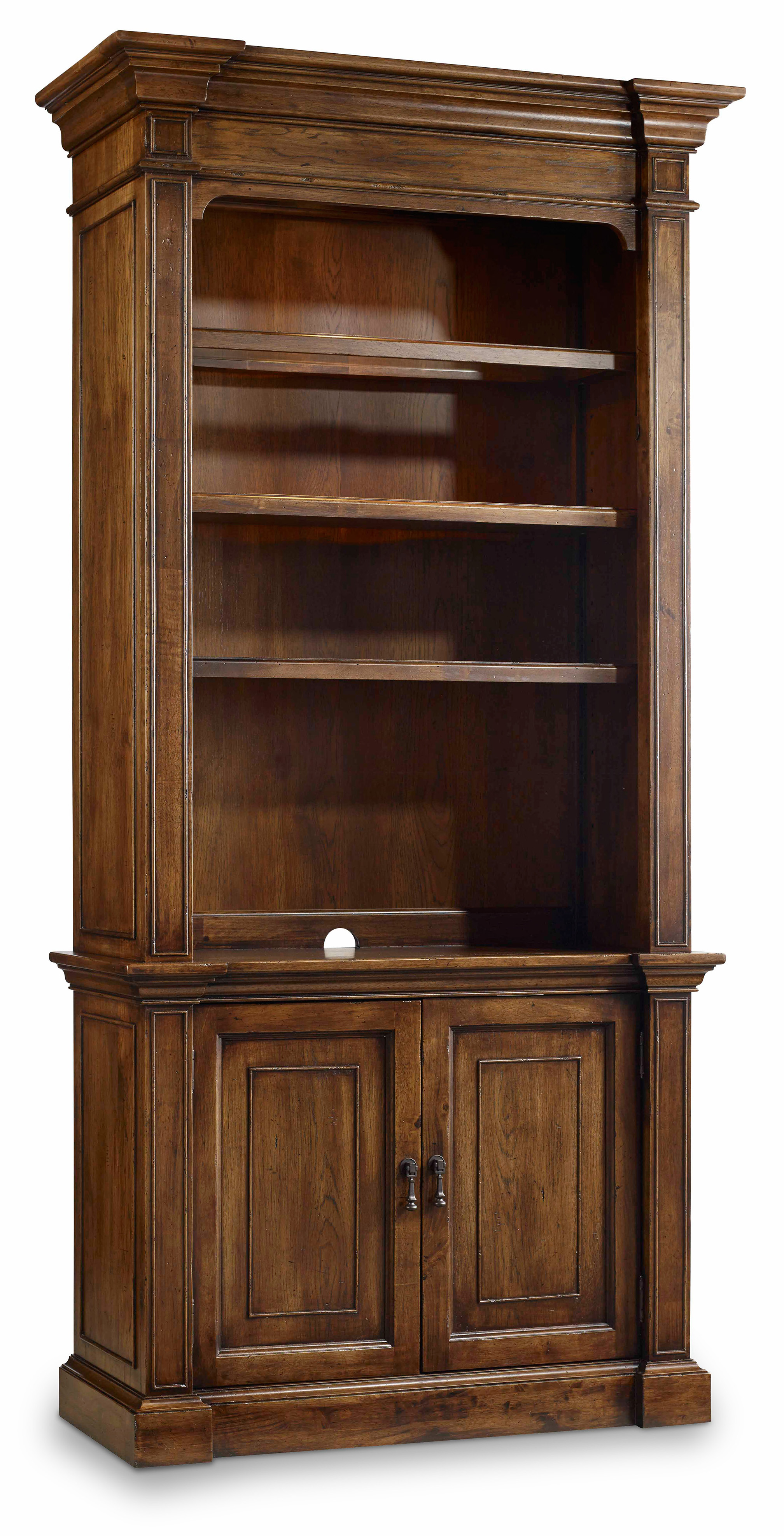 Hooker Furniture Archivist Bookcase - Item Number: 5447-10446