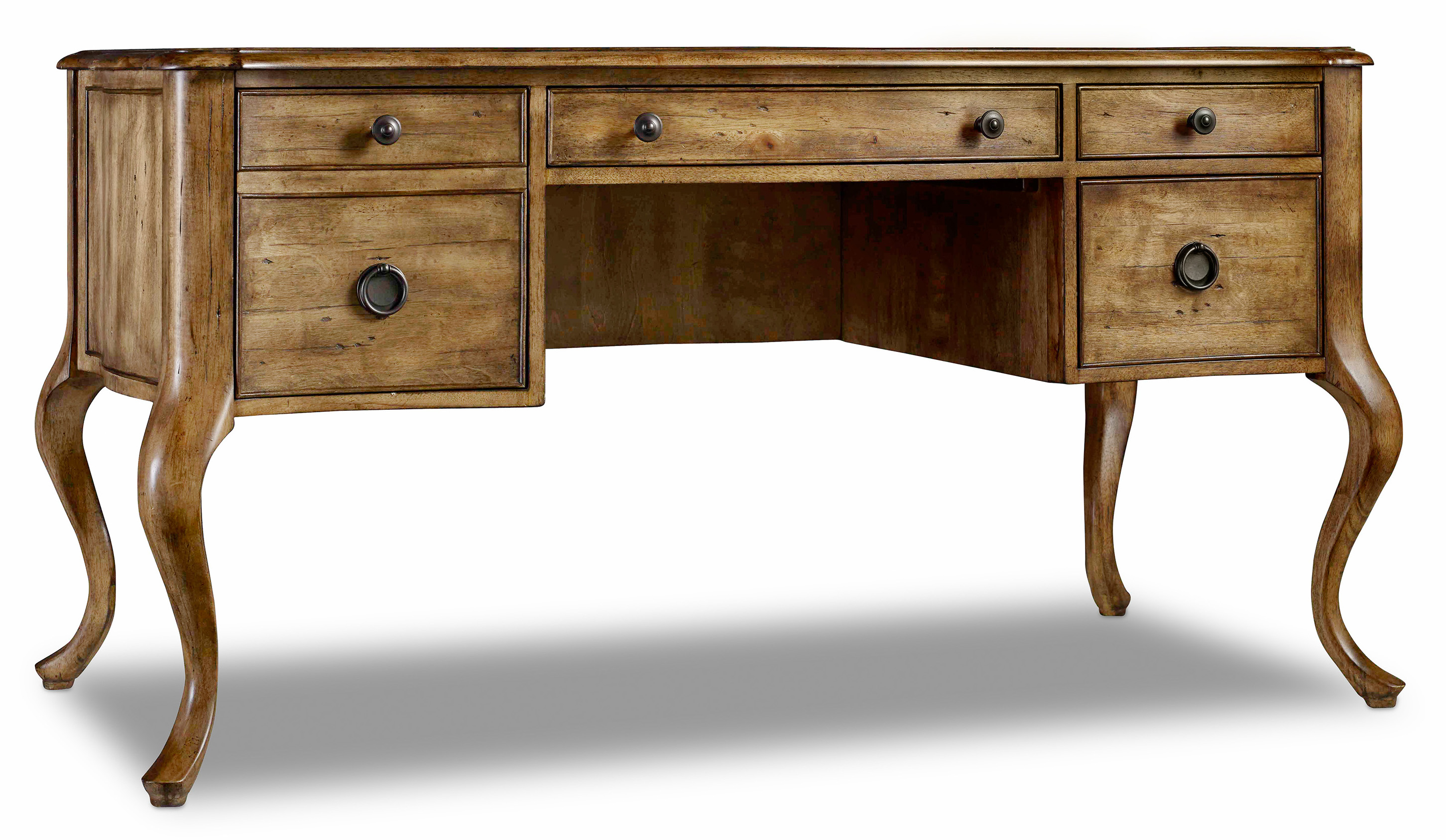Hooker Furniture Archivist Writing Desk - Item Number: 5447-10458A-TOFFEE