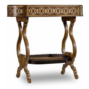Hamilton Home Sentinel: Toffee Accent End Table