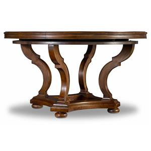 Hamilton Home Sentinel: Pecan 54in Round Dining Table