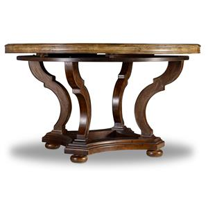 Hooker Furniture Archivist 54in Round Dining Table