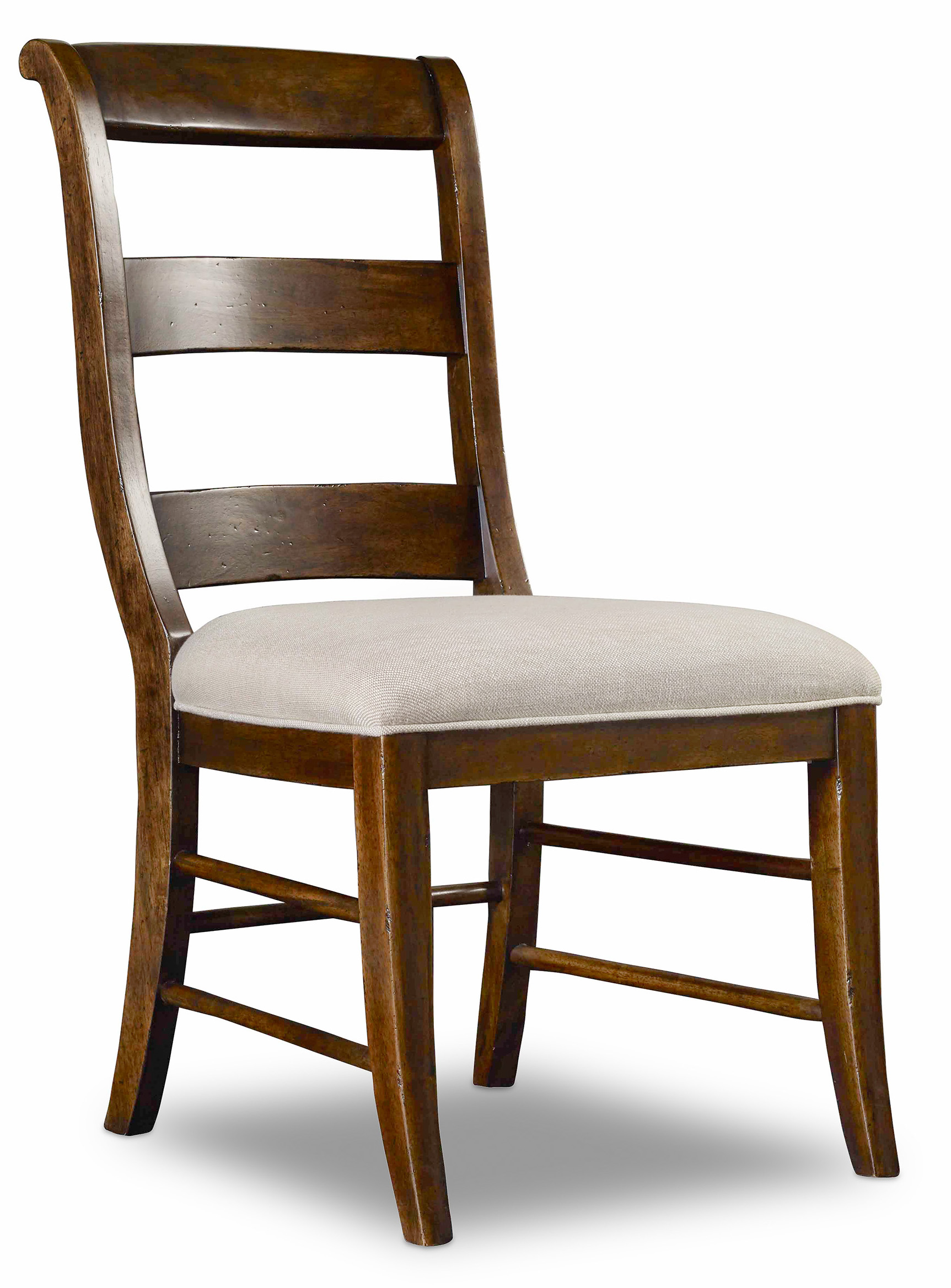 Hooker Furniture Archivist Ladderback Side Chair - Item Number: 5447-75710