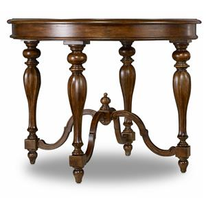 Hamilton Home Sentinel: Pecan Center Table