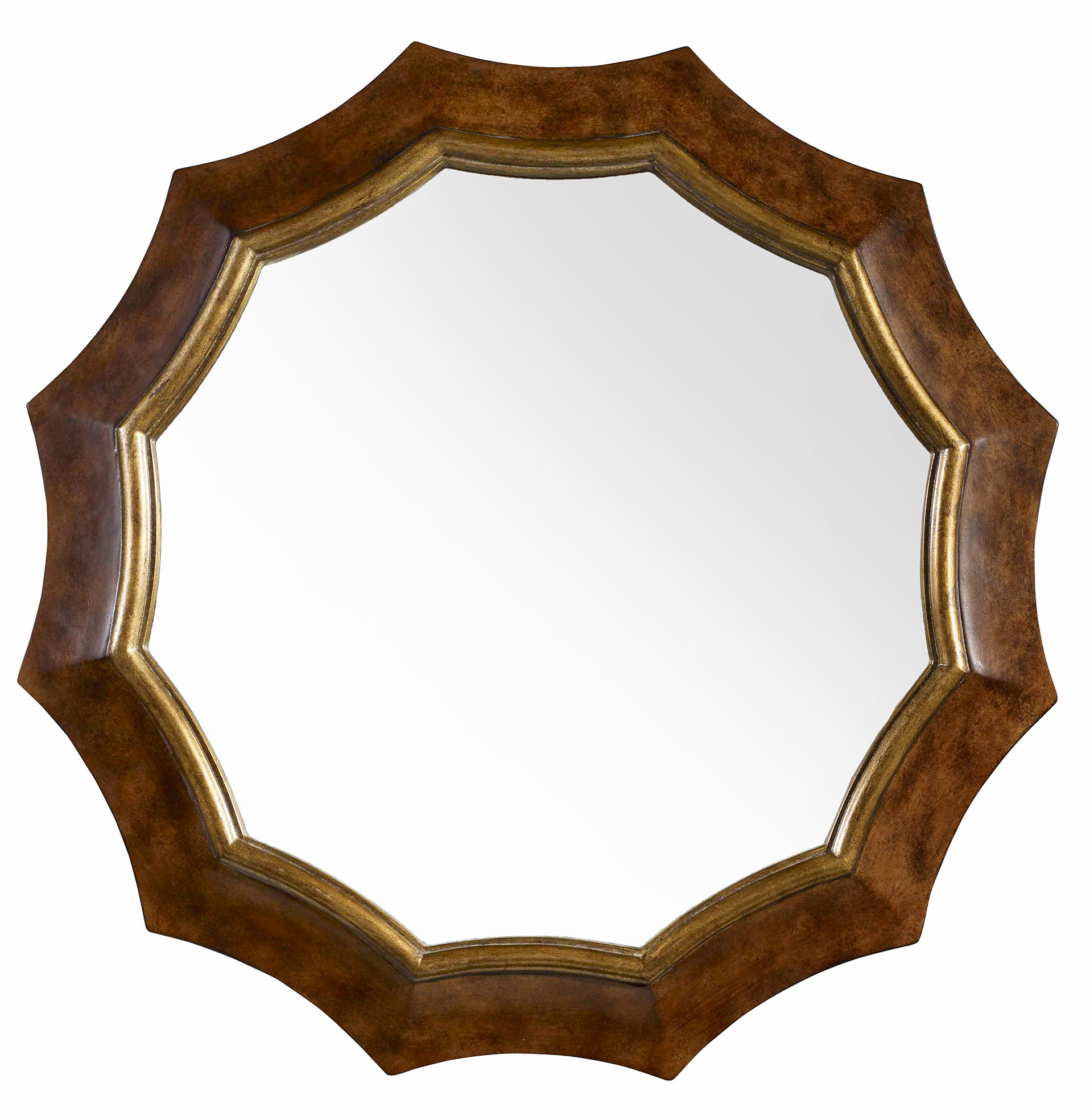 Archivist Accent Mirror by Hooker Furniture at Fisher Home Furnishings