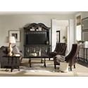 Hooker Furniture Auberose 2Pc Entertainment Group