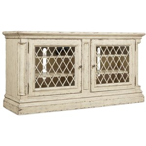 Hooker Furniture Auberose 72in Entertainment Console