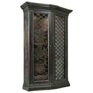 Hooker Furniture Auberose Display Cabinet